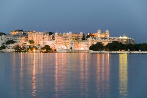 Auf Zeitreise im Land der Maharajas