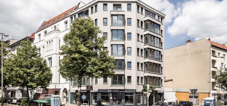 Alle 16 Einheiten im modernisierten Wohn- und Geschäftshaus in Charlottenburg verkauft