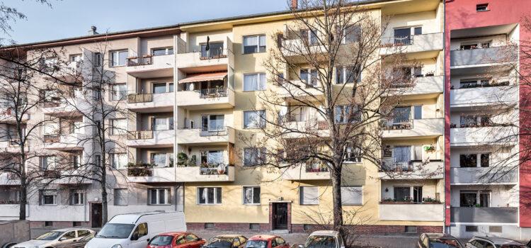 15 provisionsfreie Wohnungen am Mauerpark zum Verkauf