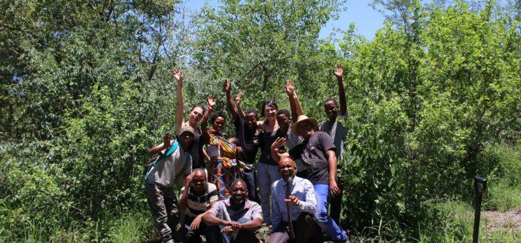 Auf eigenen Füßen: Gebeco und Futouris unterstützen Aufbau von gemeindebasiertem Schulungs- und Tourismusprojekt in Namibia
