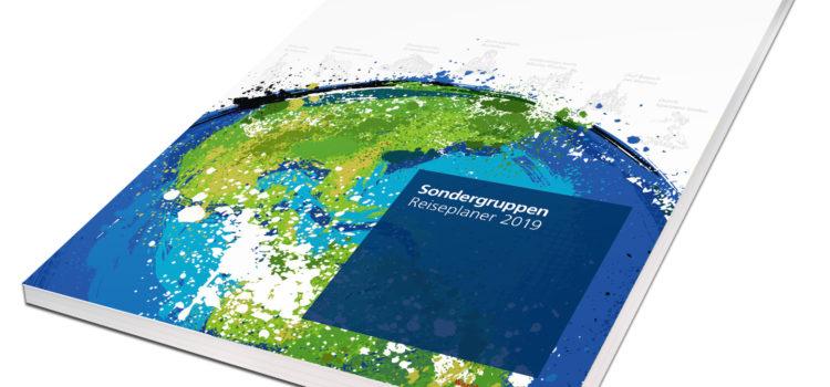 Neuer Gebeco Sondergruppen-Katalog für 2019